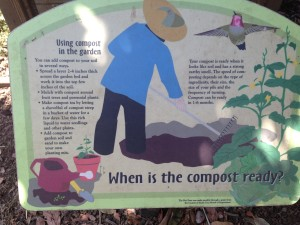 What do you know about compost?